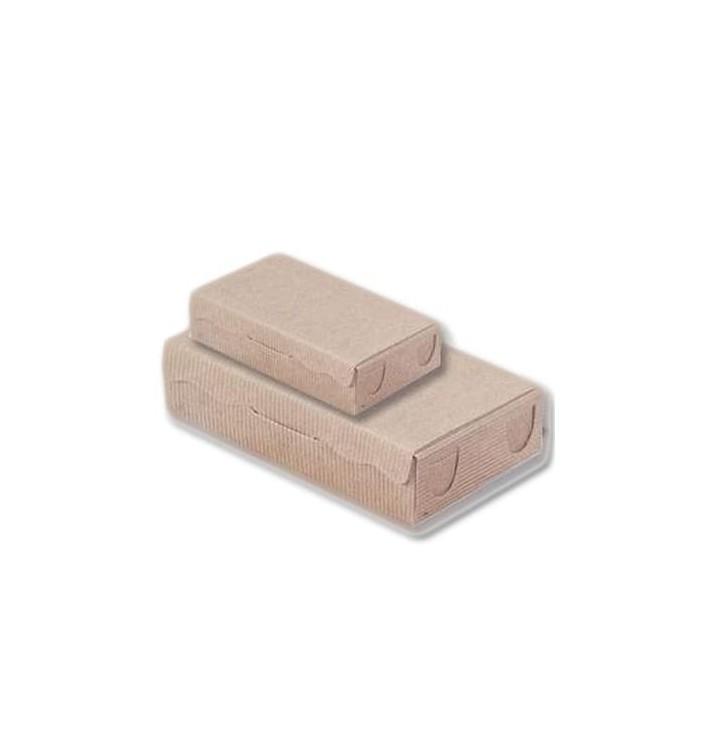 Box für Süßwaren Kraft 20x13x5,5cm (50 Stück)