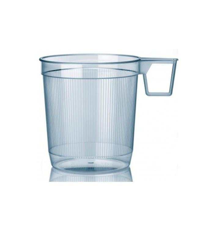 Plastiktasse Transparent Extra-Stark 250ml (40 Stück)