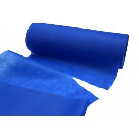 """Tischläufer """"Novotex"""" Vorgeschnitten Königsblau 0,4x48m 50g (6 Stück)"""