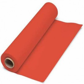 Rolle Papiertischdecke rot 1x100m 40g (1 Stück)