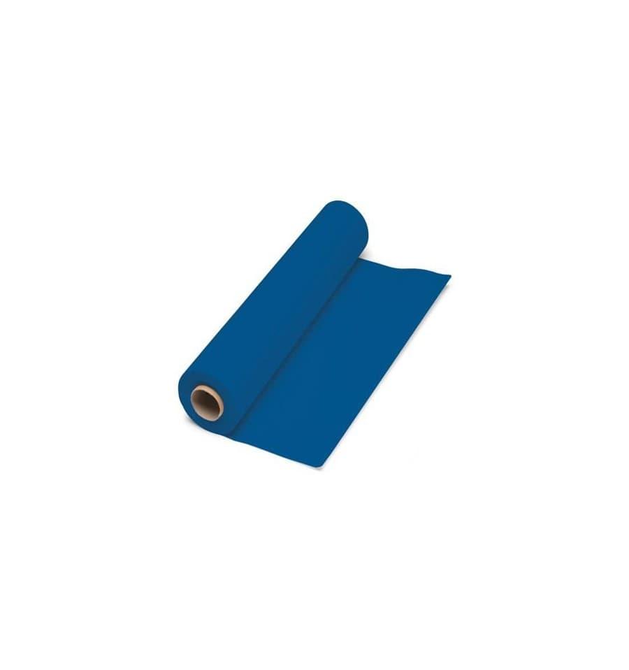 papiertischdecke rolle blau 1x100m 40g 1 st ck. Black Bedroom Furniture Sets. Home Design Ideas