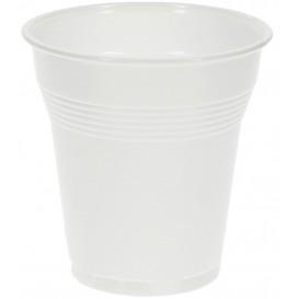"""Plastikbecher weiß """"Vending"""" PS 160ml (3.000 Stück)"""
