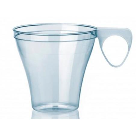 Espressotaseen Glasklar PS 80ml (40 Einheiten)