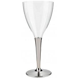 Copa Inyectada Agua / Vino PS 140 ml  (Paquete 100 unidades)