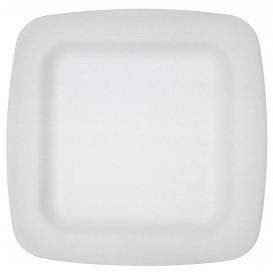Styroporteller weiß 260 mm (600 Stück)