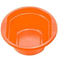 Plastikschale PS Orange 250ml Ø12cm (30 Stück)
