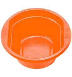 Plastikschale PS Orange 250ml Ø12cm (660 Stück)