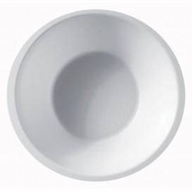 Plastikschale Rund Weiß Ø155mm 450ml (50 Stück)