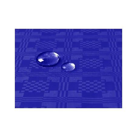 Tischdecke wasserdicht blau 5x1,2 Meterware (1 Einh.)