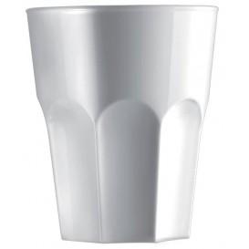 Plastikbecher für Schnaps Transp. SAN Ø45mm 40ml (75 Stück)
