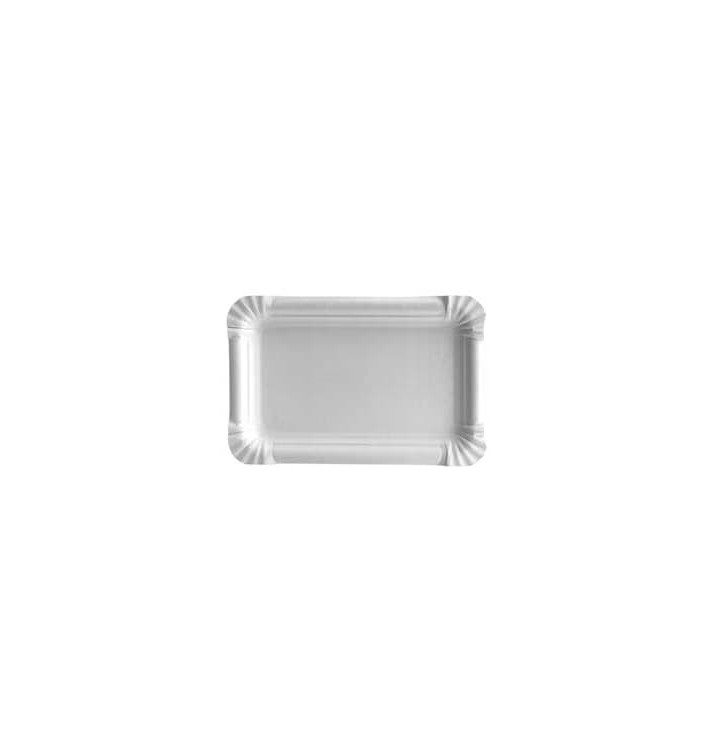 Pappschale rechteckig weiß 12x19cm (1.000 Stück)