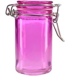 Einmachglas Flieder transparent 70 ml (8 Einh.)