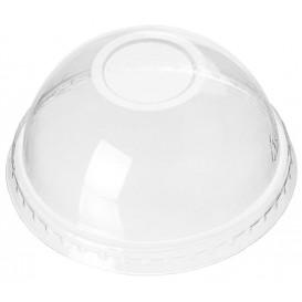 Dom Deckel ohne Loch für Eisbecher aus Pappe 6oz/180ml (100 Stück)