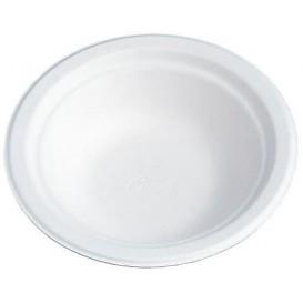 Pappschale weiß 265ml Ø13,8cm (100 Stück)