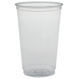 Plastikbecher PET Solo Ultra Clear 20Oz/592 ml Ø9,2cm (50 Stück)