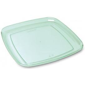 Plastikplatte extra hart Transparent 35x35cm (25 Stück)
