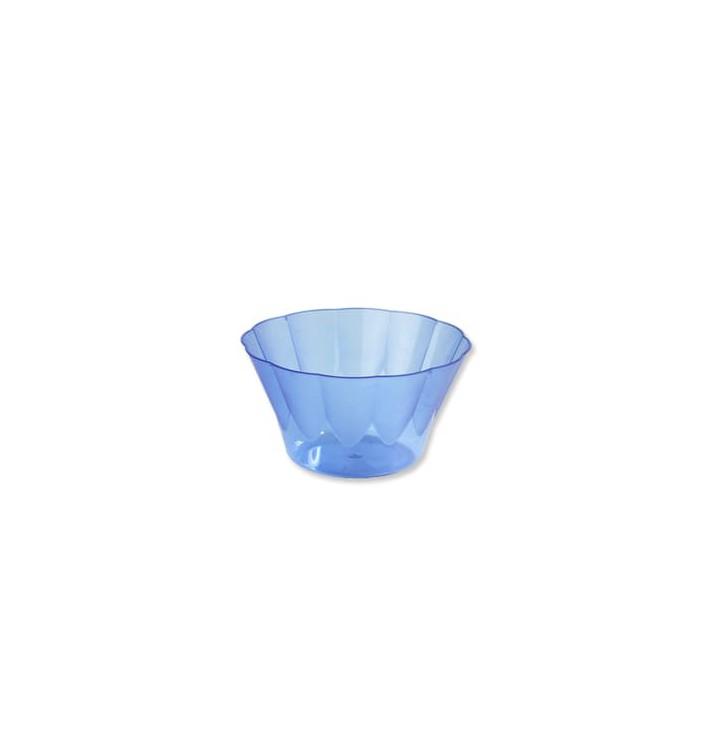 """Dessertschalen """"ROYAL"""" für Eis rund blau 400ml (600 Stück)"""
