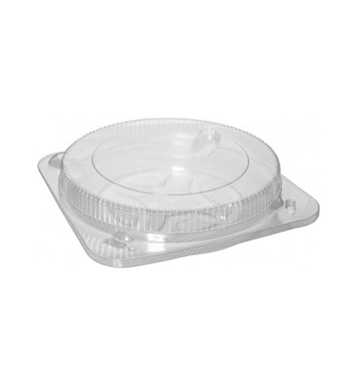 Kuchenbox transparent Ø26cm (5 Stück)