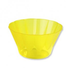 """Dessertschalen """"ROYAL"""" für Eis rund gelb 500ml (550 Stück)"""