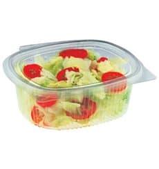 Salatschale mit Klappdeckel 1.500ml (60 Stück)