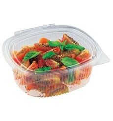Salatschale mit Klappdeckel 2.000ml (60 Stück)