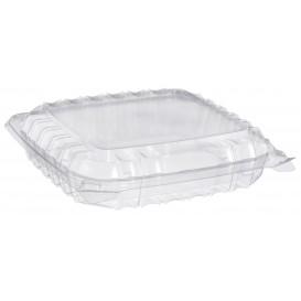 "Plastikschale Klappdeckel OPS 3 C. ""Clear Seal"" 335ml (250 Stück)"