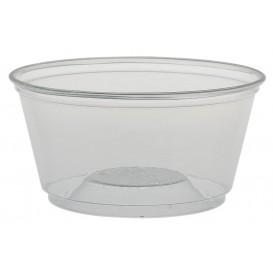 Dessertbecher PET Glasklar Solo® 5Oz/150ml Ø9,2cm (1000 Stück)