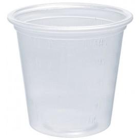Messbecher Plastik PP für Soβen 35ml Ø48mm (125 Stück)