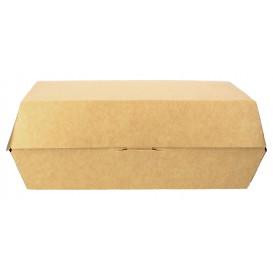 Verpackung für Sandwich Kraft 20x10x4cm (250 Stück)