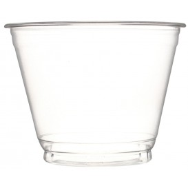 Dessertbecher PET Glasklar 270ml Ø9,3cm (50 Stück)