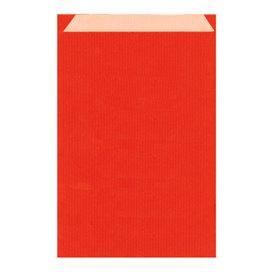 Papierumschlag Kraft Rot 12+5x18cm (125 Stück)