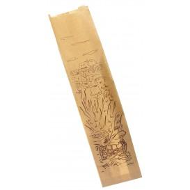 "Papiertüten Kraft ""Siega"" 9+5x32cm (1.000 Stück)"