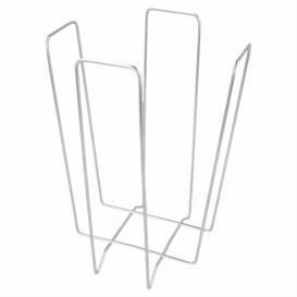Serviettenhalter Aus Draht 22x22x18cm (12 Stück)