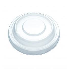 Deckel für Kleine Salatschüssel aus Pappe 131mm (30 Stück)