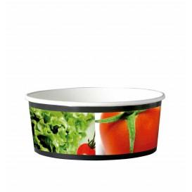 Medium Salatschüssel aus Pappe 775ml (360 Stück)