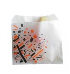 Bolsa de Papel  BOCADILLO PEQUEÑO  9+5x30 cm (Paq.100 Unidades)
