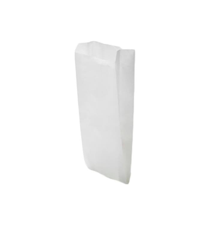 Papiertüten weiß 18+7x32cm (1.000 Stück)