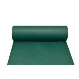 """Tischläufer """"Novotex"""" 40x100cm grün 50g (500 Stück)"""