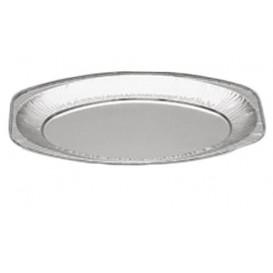 Aluminium Schale Oval 870ml (100 Stück)