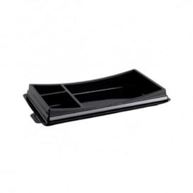 Verpackung für Sushi schwarz 172x101mm (960 Stück)