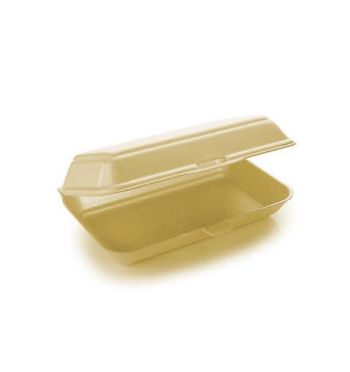 Verpackung Lunchbox Styropor 175x140x50mm (500 Stück)