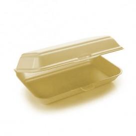 Verpackung Lunchbox Styropor 175x140x50mm (125 Stück)