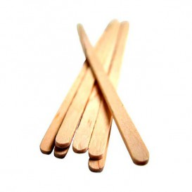Holz Rührstäbchen für Kaffee 114mm (1.000 Stück)