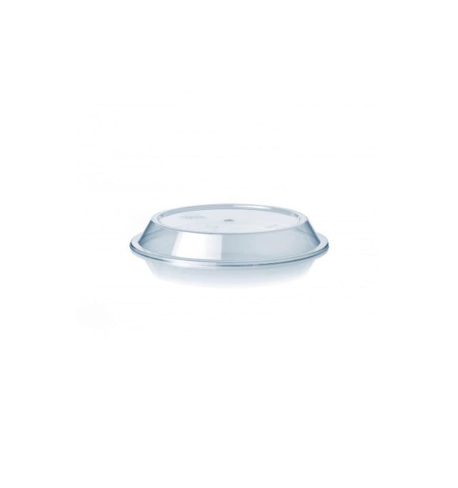 Domedeckel ohne loch pet glasklar 11cm 100 st ck for Medela deckel ohne loch