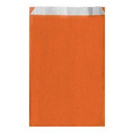 Papierumschlag Orange 12+5x18cm (125 Stück)
