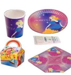 Pack Fiesta Infantil (Diseño Princesas)
