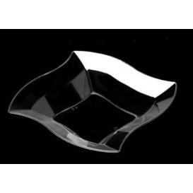 Plastikschale transparent robust 210mm (108 Stück)