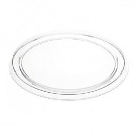 Deckel PVC für Puddingformen Alu 127ml (100 Stück)