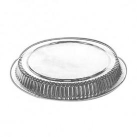 Deckel Aluminium für Puddingformen Alu 127ml (100 Stück)