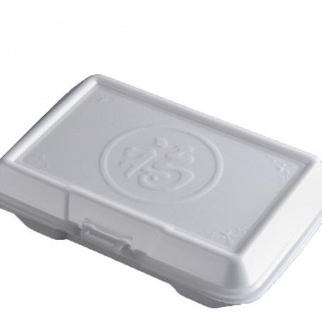 Verpackung Menübox FOAM 240x140x35mm (125 Einh.)